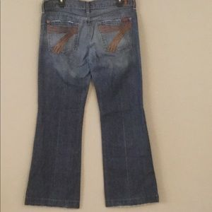 Seven for all Mankind Dojo Jeans Size 32